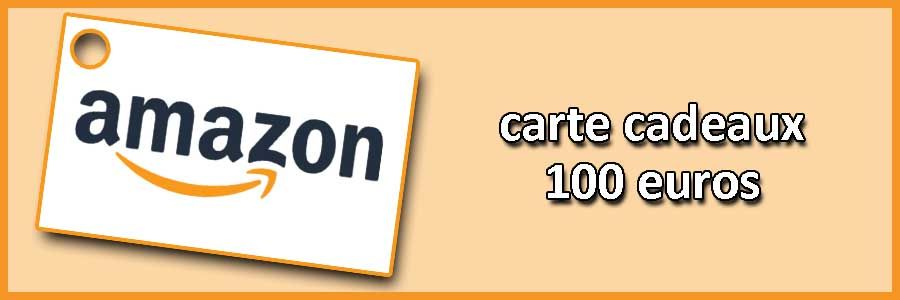 Carte Cadeau Amazon