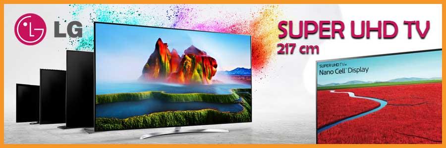 Super UHD TV LG