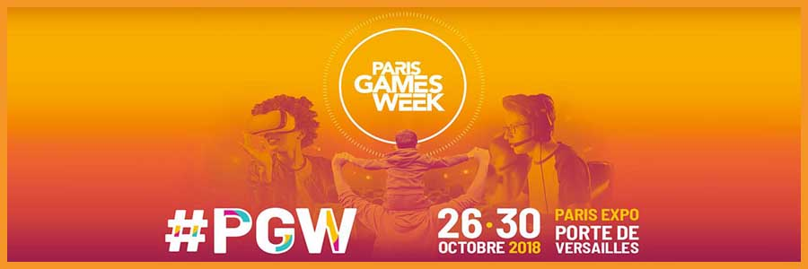 Place Paris Games Week 2018