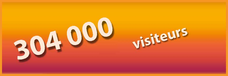 PGW 304 000 visiteurs